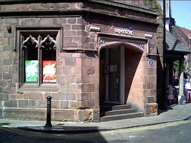 St Nicholas Chapel, St Werburgh Street, Chester