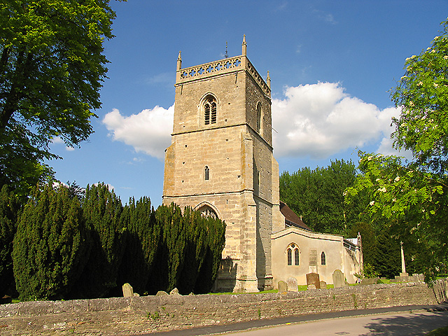 St Augustine's of Canterbury: East Hendred