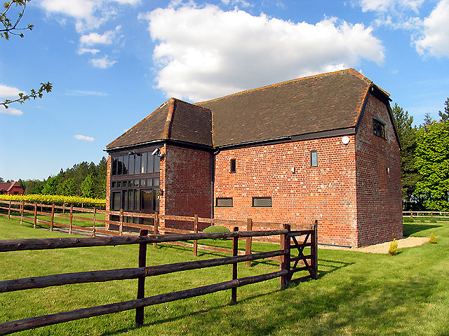 Parsonage Barn: East Hendred