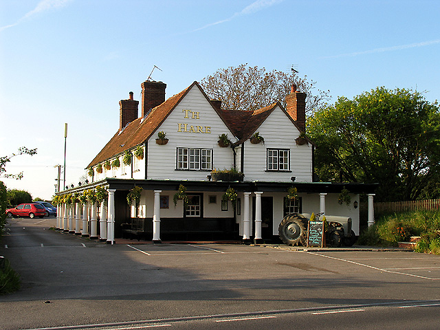 The Hare: West Hendred