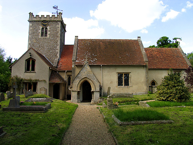 All Saints: Chilton