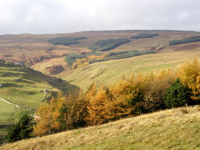 View from the Malham to Arncliffe road