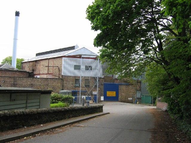 Dalmore  Mill.