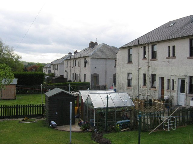 Houses, Auchendinny