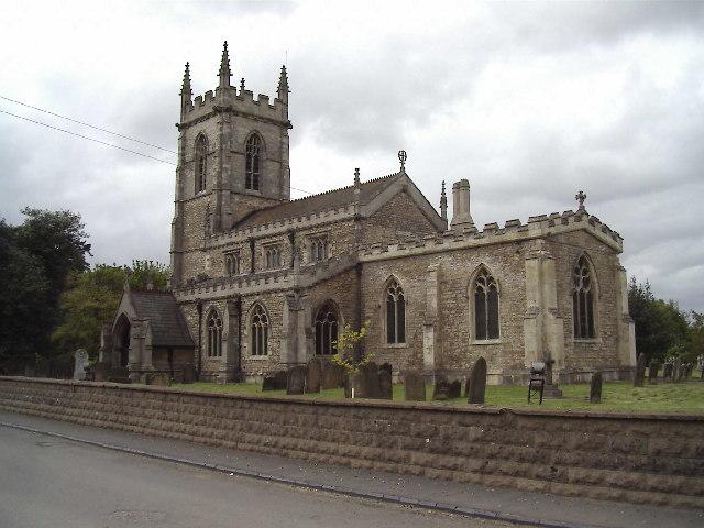 Appleby Church
