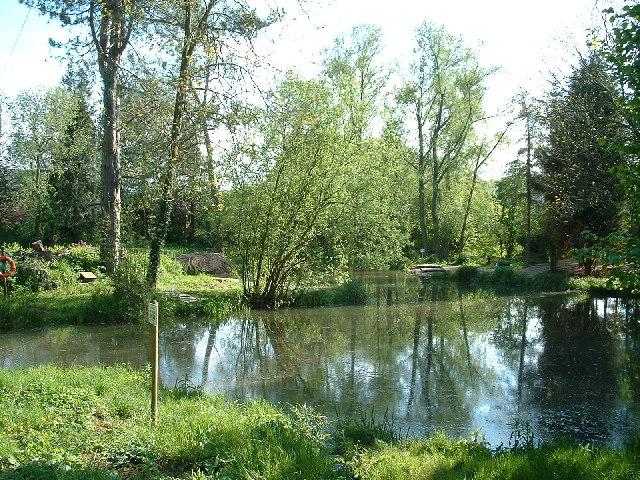 New Fishing Pools at Colwall