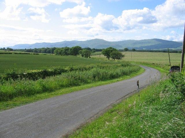 Lane near Saline