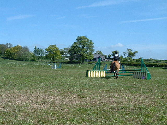 Sapey Cross Country Course  at Wolferlow