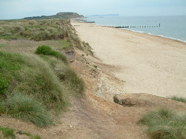 West of Hengistbury Head