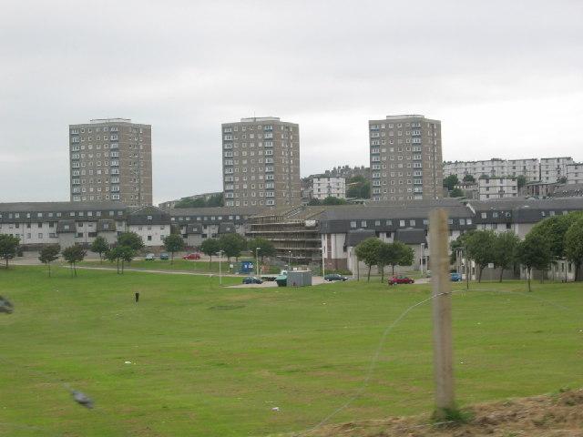 Housing at Balnagask