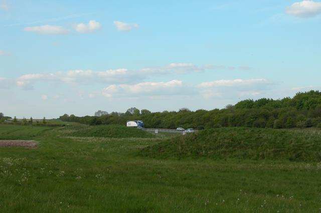 Three of the Seven Barrows