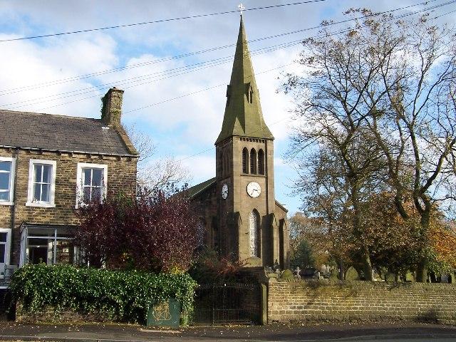 Golcar Church