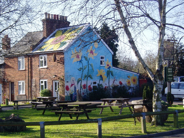 Painted House at Norton Green