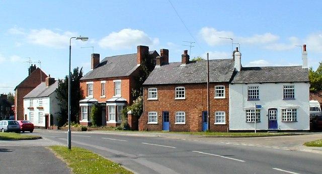 Houses at Sutton Bonington