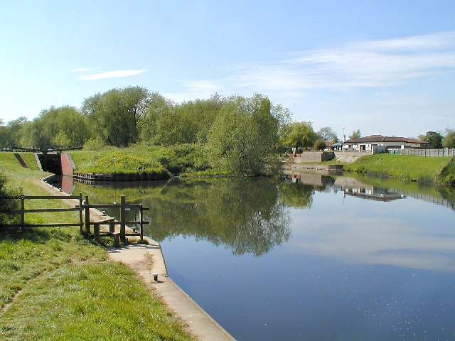 Kegworth Deep Lock