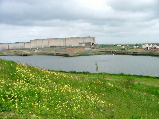 The Furness Shipyard, Haverton Hill