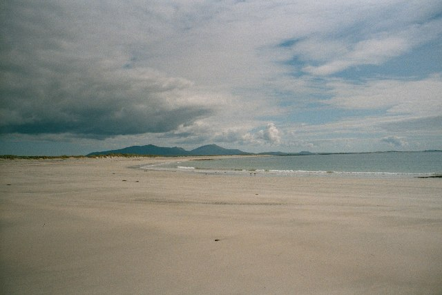 Beach on Benbecula