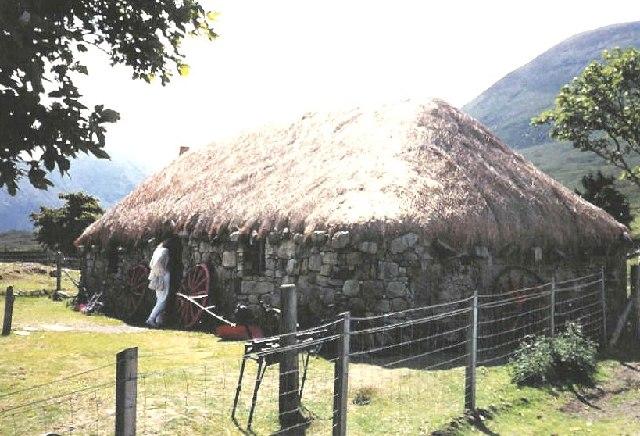 Homestead on Isle of Skye
