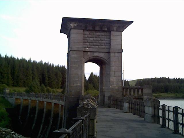 Alwen Dam