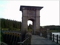 SH9552 : Alwen Dam by chestertouristcom