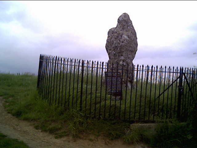 The King Stone, Rollright Stones