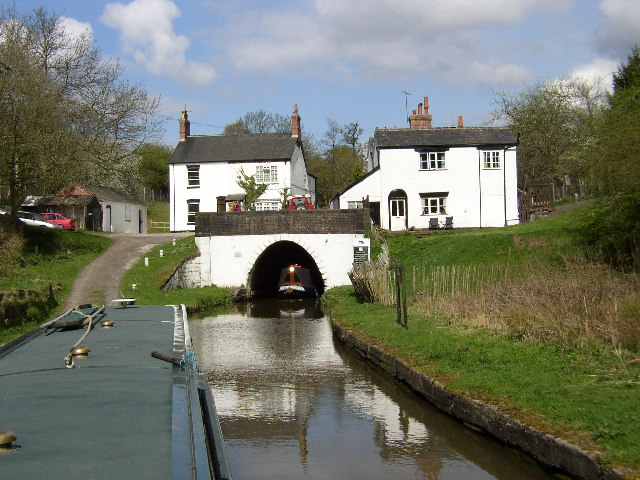 Preston Brook Tunnel