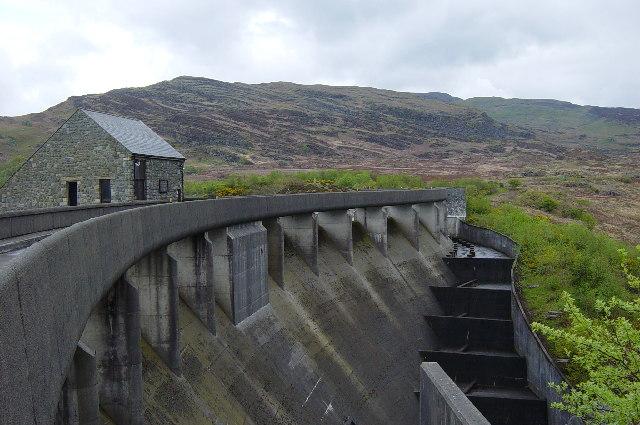 Trawsfynydd Reservoir