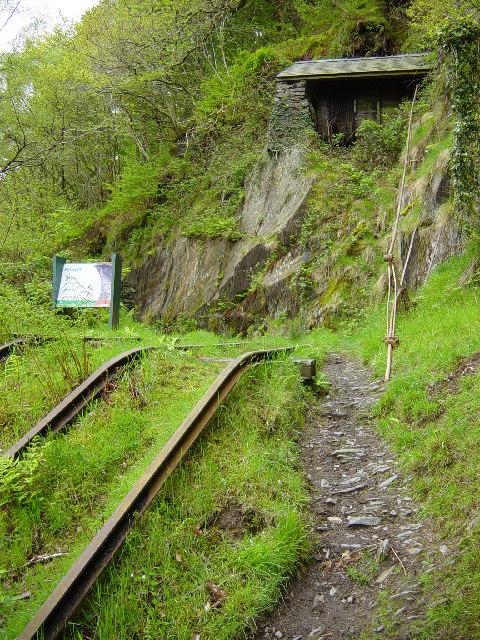 Galltymoelfre Tramway