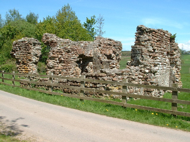 Roman Bath House near Ravenglass