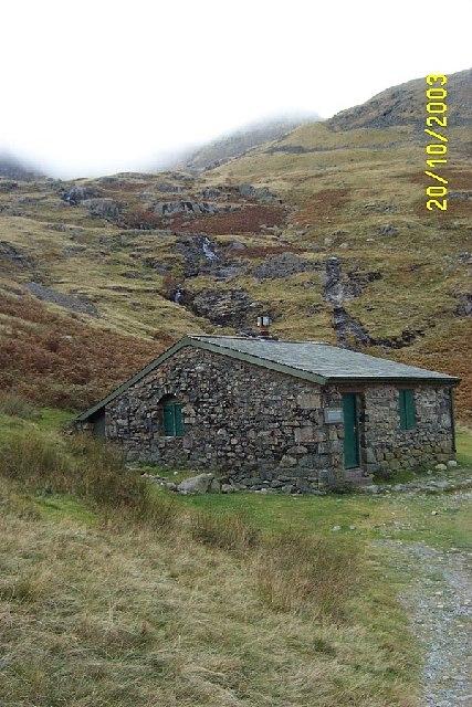 Ruthwaite Lodge, Grisedale