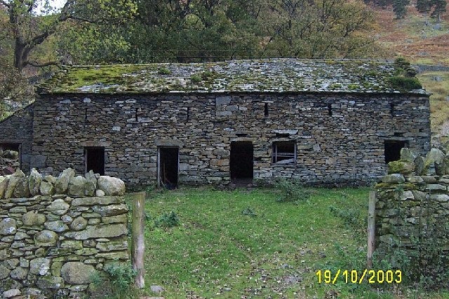 Abandoned Barn Grisedale