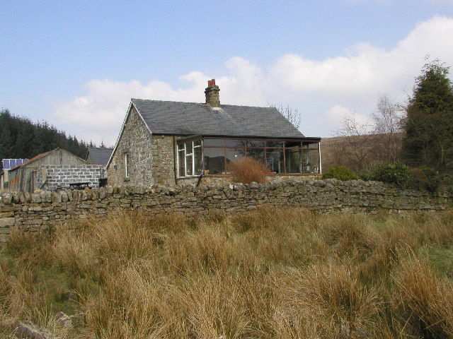 Moorland farmstead