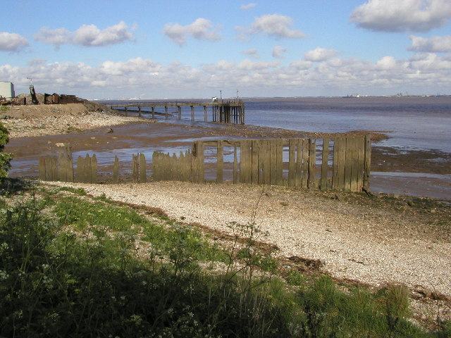 Where Hessle Haven meets the Humber