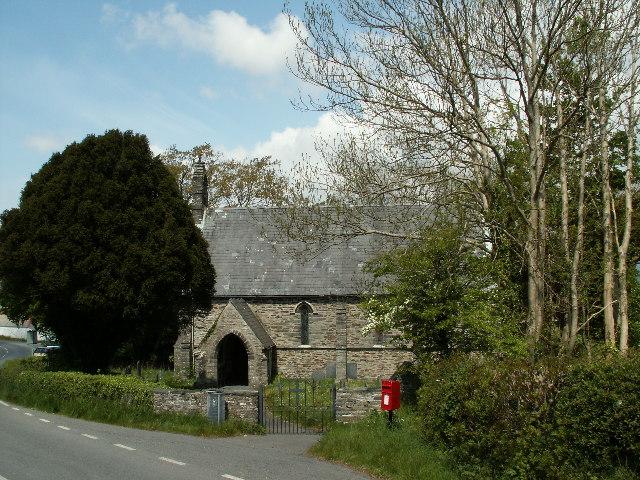 Llangynfelyn parish church
