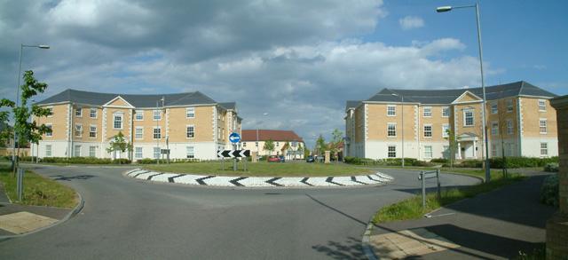 New housing, Waltham Abbey