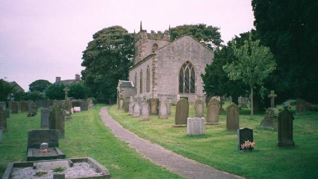 Wetton Church and Graveyard