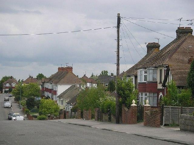 Medway - Rainham Mark