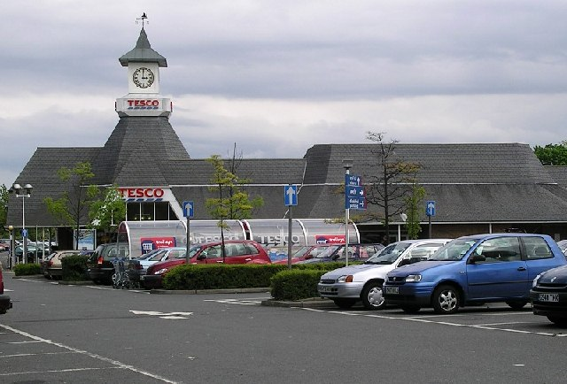 Medway - the 'Tesco roundabout'