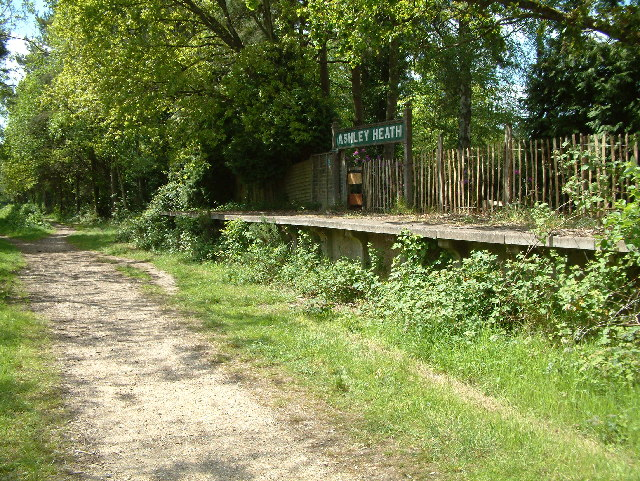 Ashley Heath halt