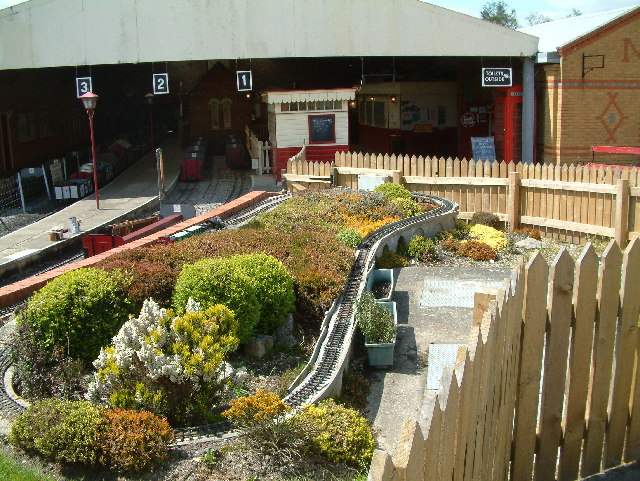 Moors Valley railway station
