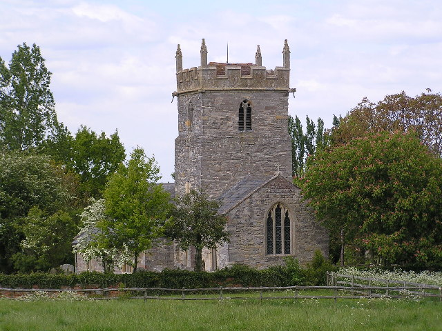 Throckmorton Church