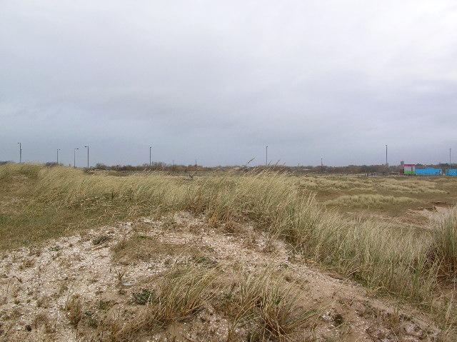 Southport Sand Dunes
