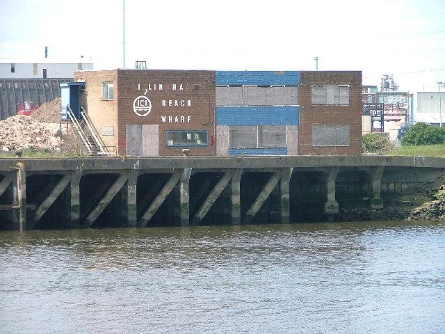 Billingham Reach Wharf