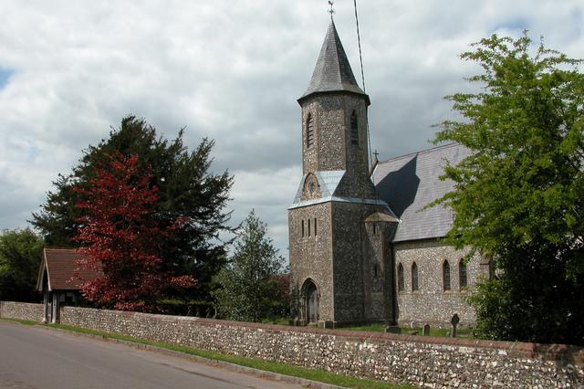 St Peter's Church, High Cross