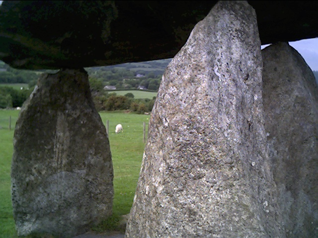 Pentre Ifan Close Up