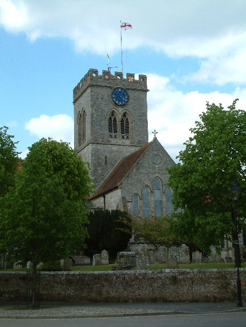 Church of St. Peter and St. Paul, Ringwood
