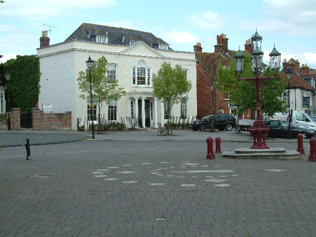 Market Place, Ringwood
