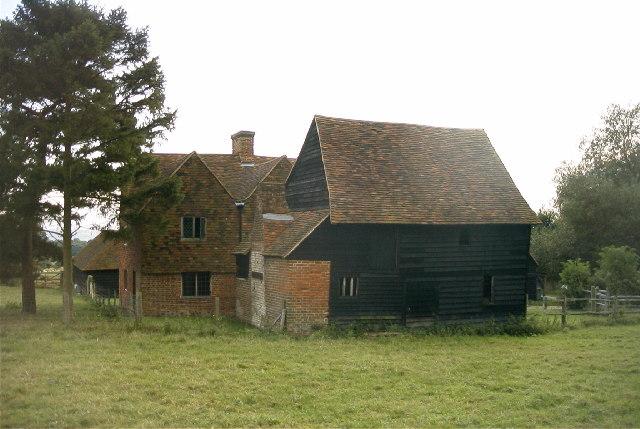Obriss Farm, Brasted, Kent