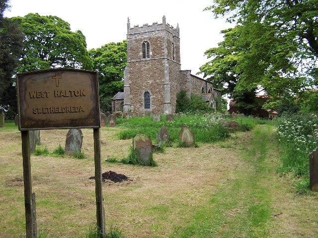 West Halton Church