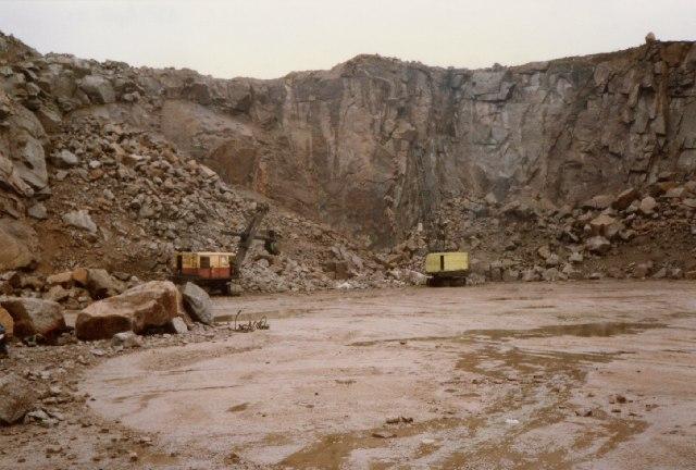 Shap Quarry